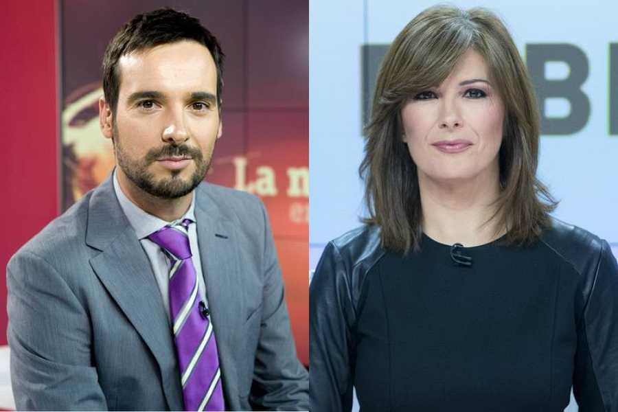 Lluís Guilera y Lara Siscar