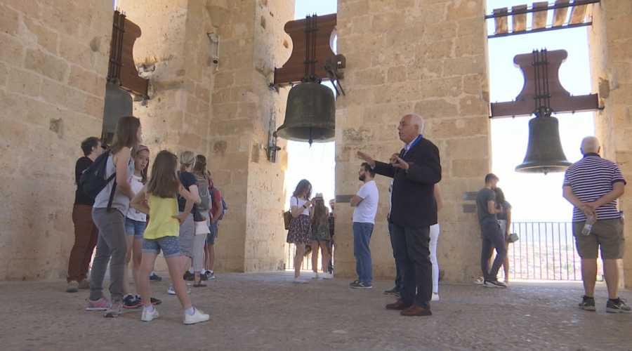 El campanario de Segovia