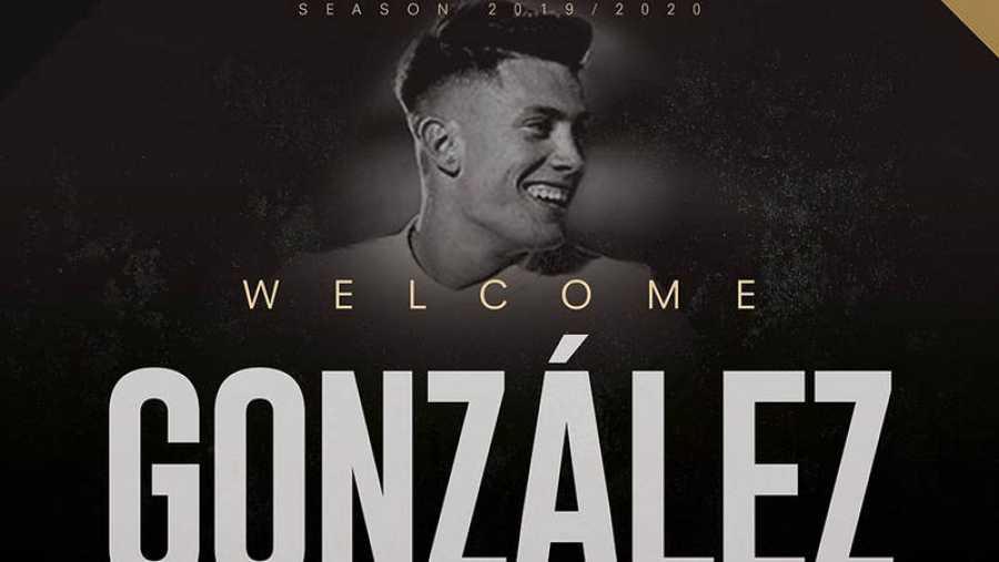 Imagen del Udinese anunciando su nuevo fichaje