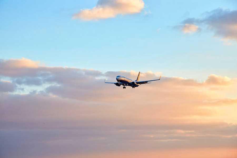 El avión, junto al curcero, es considerado uno de los medios de transporte más contaminantes por sus altas emisiones.