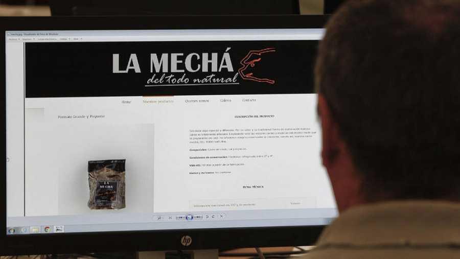 Hasta el momento, se ha encontrado esta bacteria enproductos de la empresa Magrudis, todos bajo la marca 'La Mechá'.