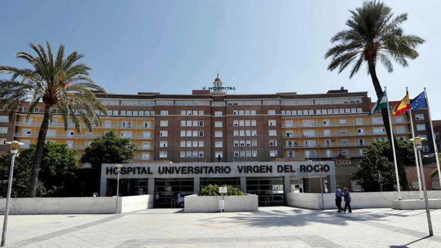 Hospital Virgen del Rocío de Sevilla, donde se están tratando muchos de los casos diagnosticados.