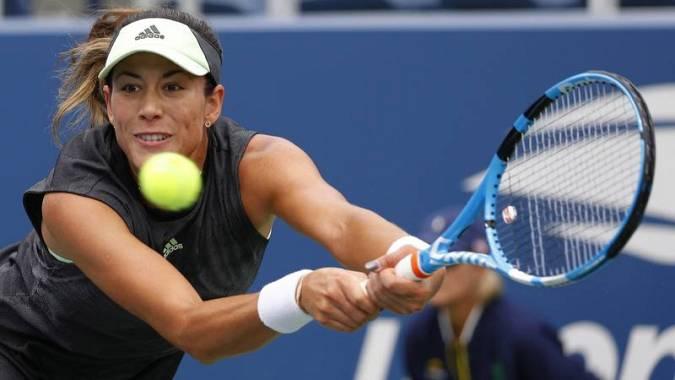 Muguruza cae en el US Open en una jornada aciaga para los españoles