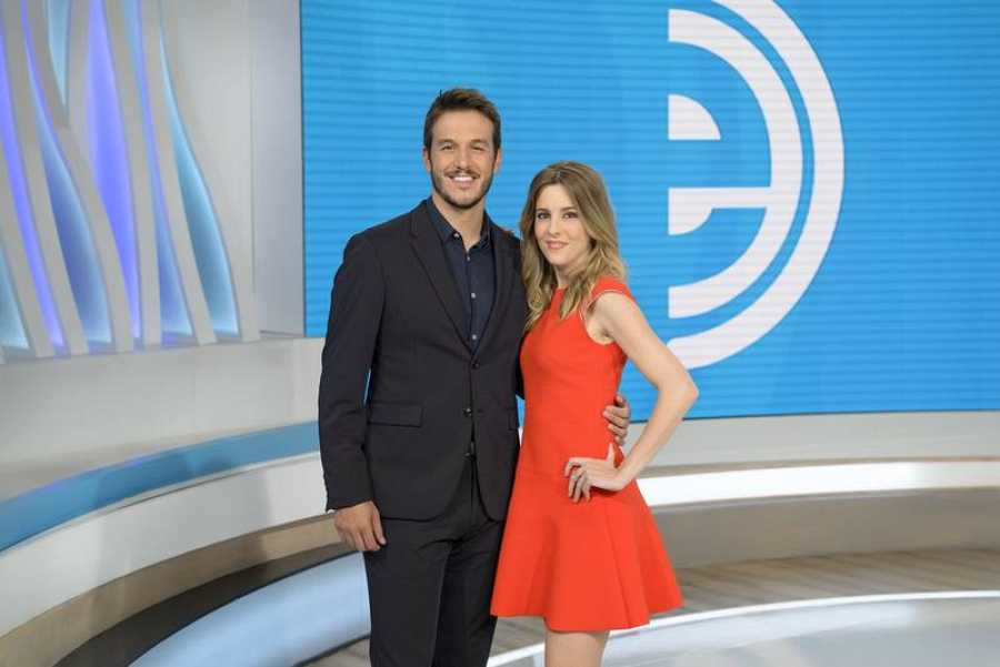 'España Directo', con Diego Losada y Ana Ibáñez