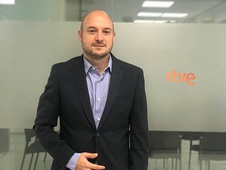 Víctor Sánchez, director de Operaciones de TVE