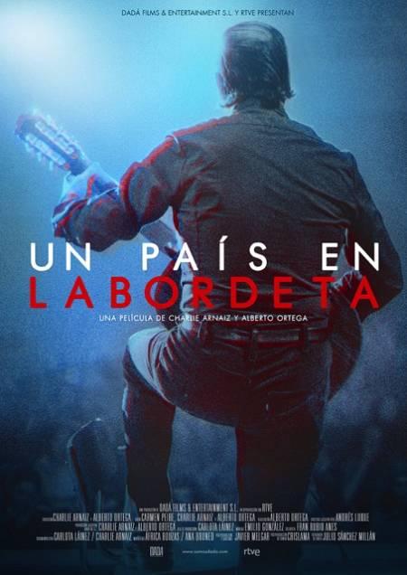 Cartel del documental 'Un país en Labordeta'