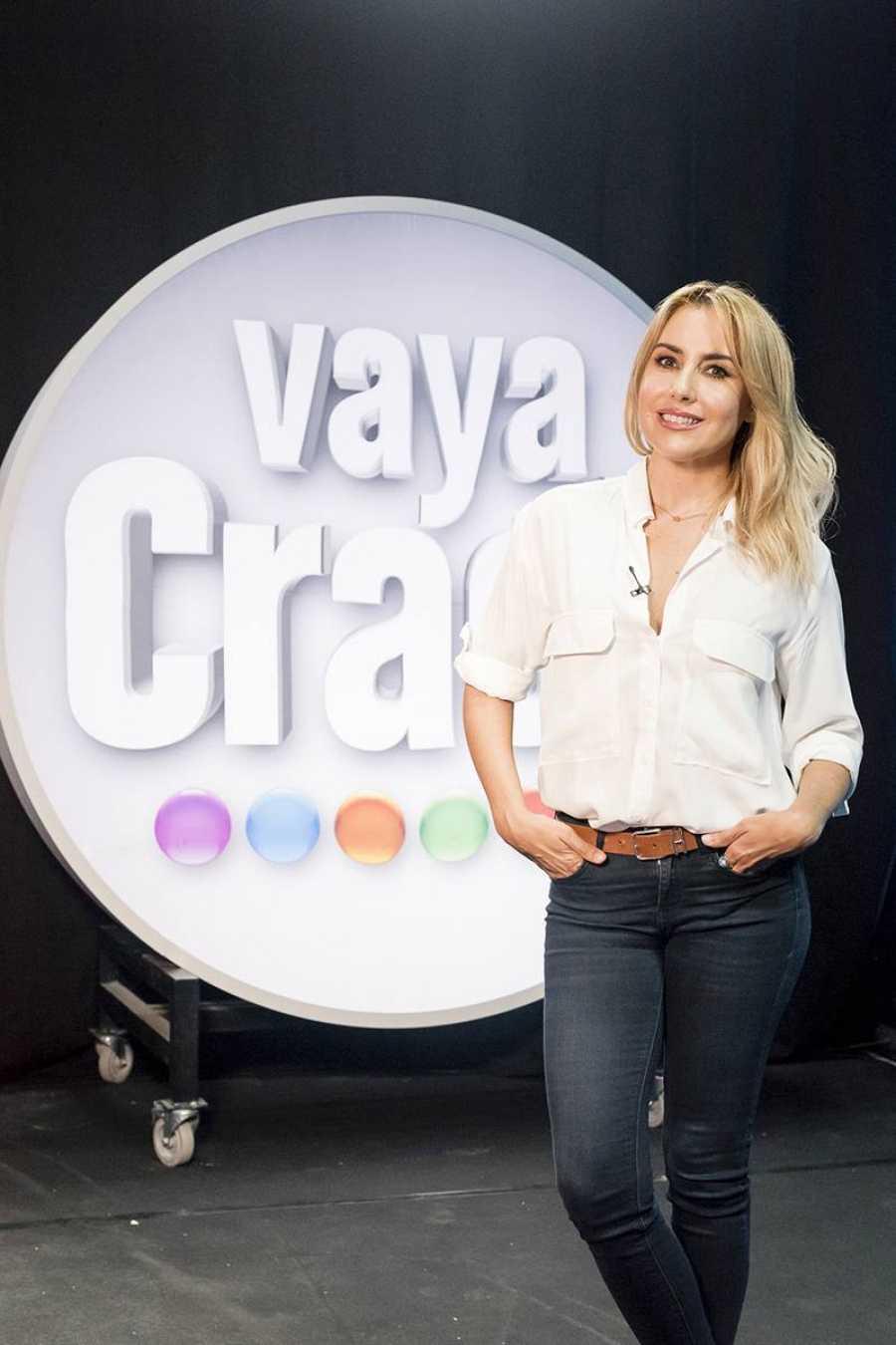 Berta Collado en 'Vaya crack'