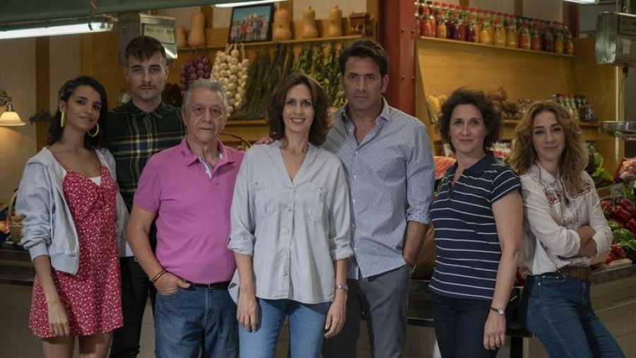 La familia De la Cruz