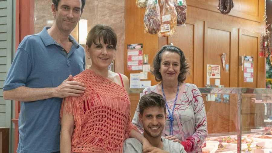 La familia Pacheco
