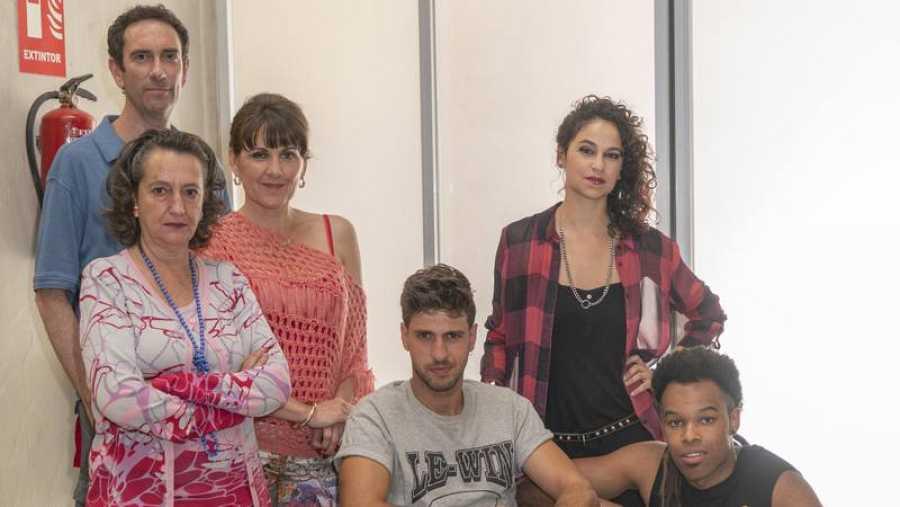 Familia Pacheco y amigos