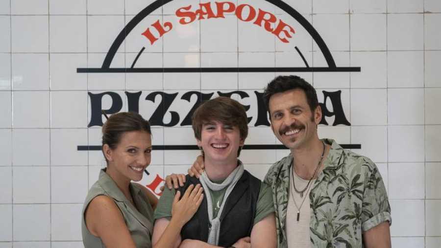 La familia Giordano