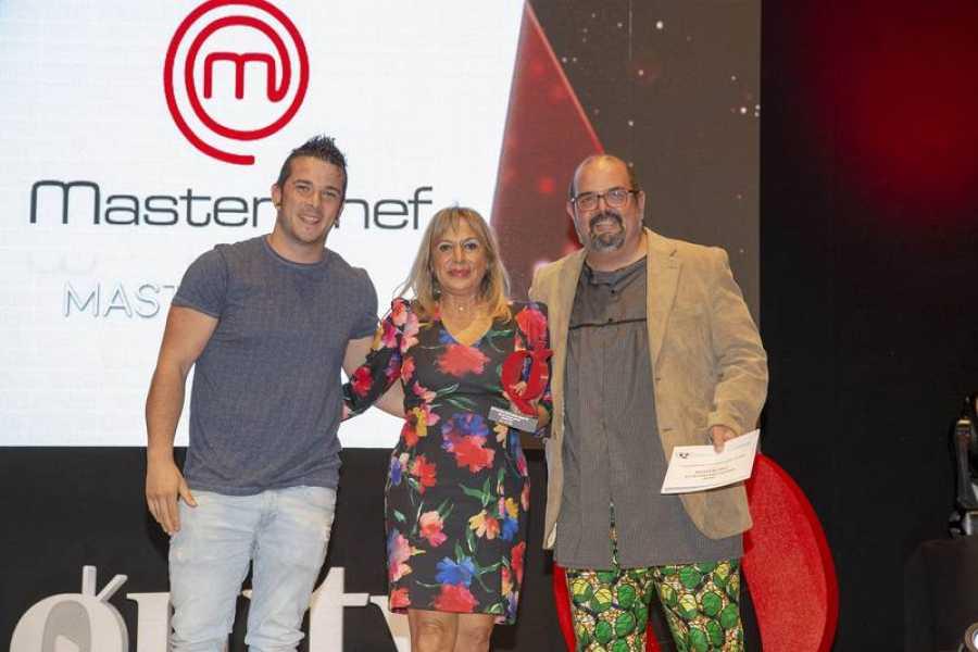 El Premio al Mejor Talent Show ha recaído en Masterchef