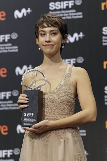 Greta Fernandez, mejor actriz (exaequo)