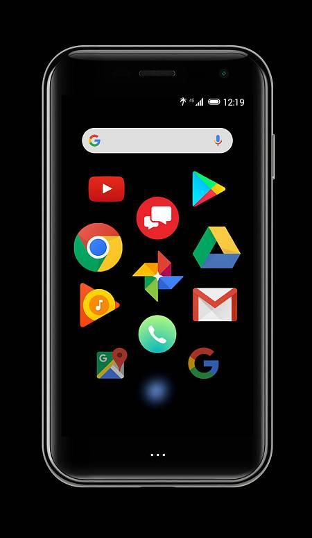 Palm Phoneno renuncia a ninguna de las características de cualquier smartphone.