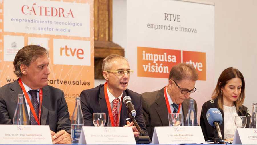La Cátedra RTVE-USAL organiza la I Jornada de Innovación Tecnológica y Emprendimiento en Salamanca