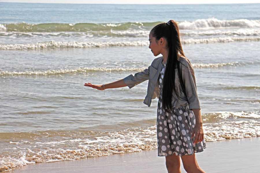 Melani, en una imagen del videoclip