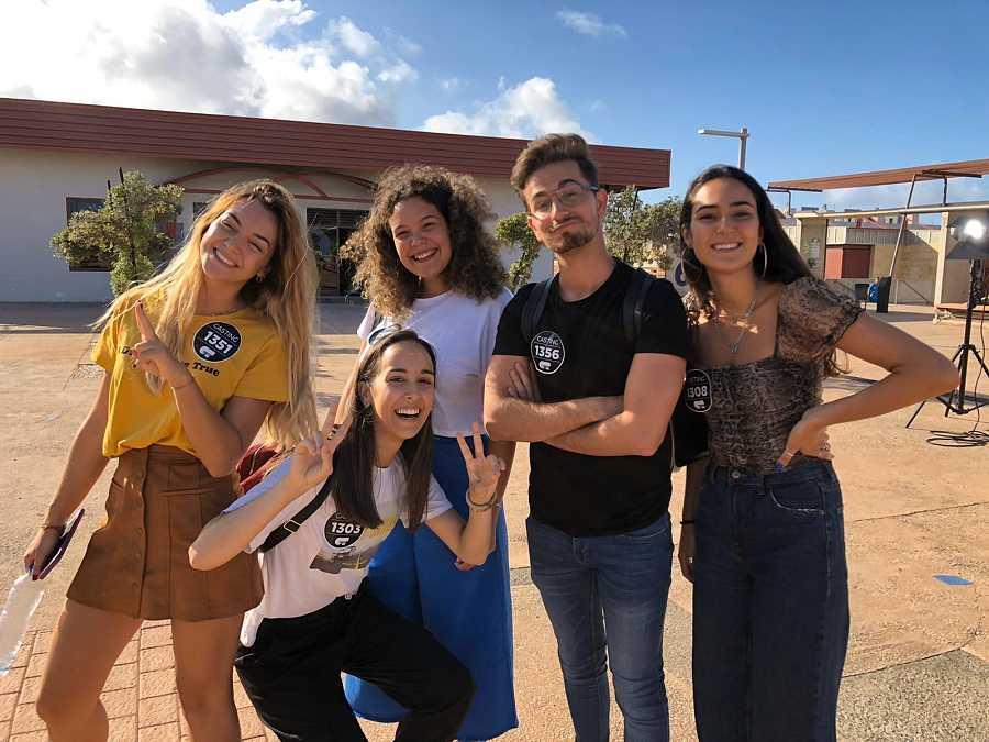 Seleccionados primer grupo en la fase 2 del casting de OT 2020 en Las Palmas de Gran Canaria
