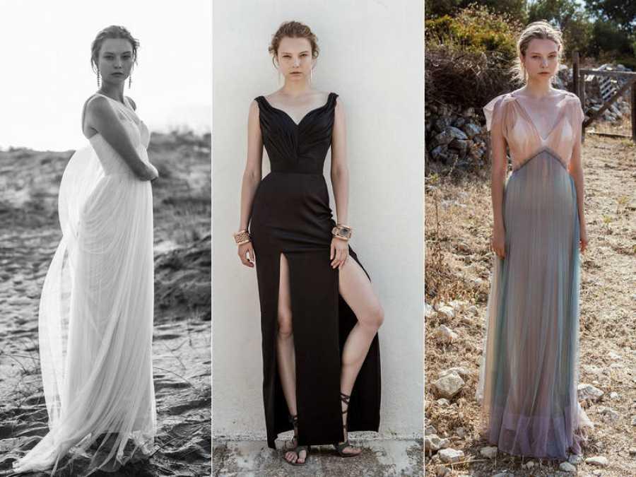 Diseños de Sophia Kokosalaki