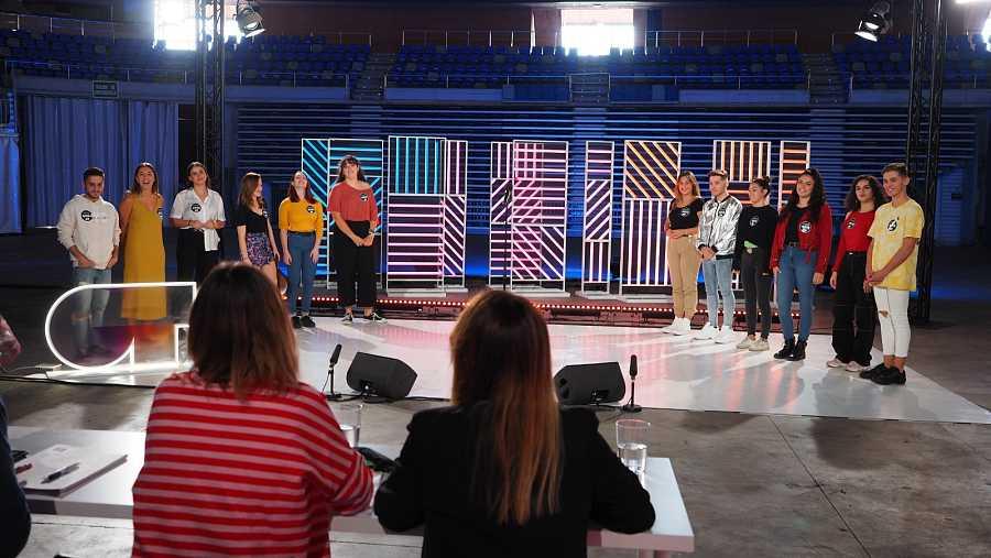 El quinto grupo de la fase 2 del casting de OT 2020 en Málaga ya está preparado para cantar