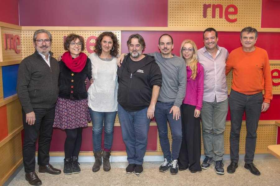 El jurado del premio, reunido en Madrid