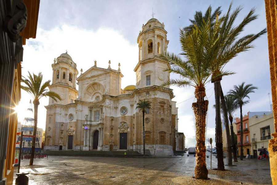 The New Cathedral, Cadiz, Spain