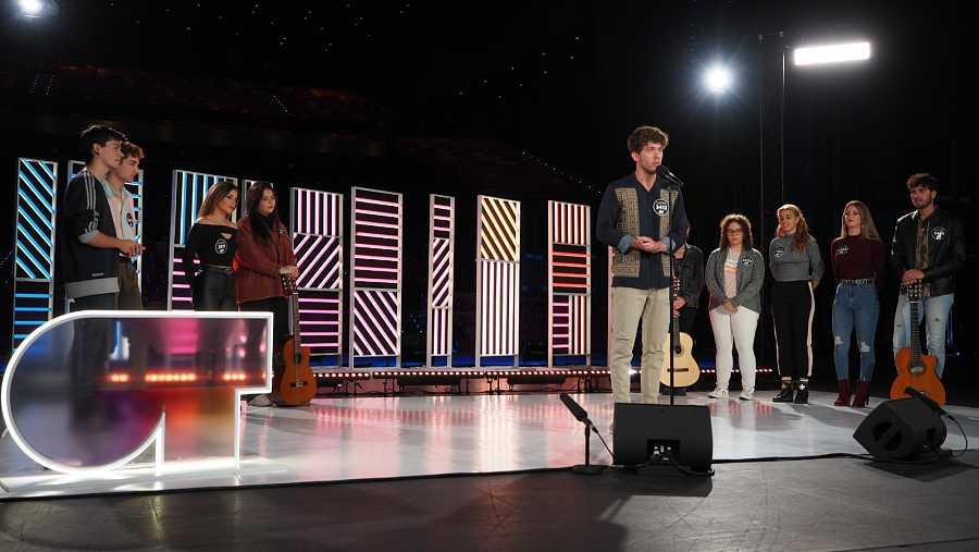 Los nervios del directo en la Fase 2 del casting OT 2020 en Sevilla