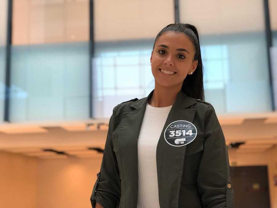 Tatiana, la última seleccionada en la Fase 2 del casting OT 2020 en Sevilla