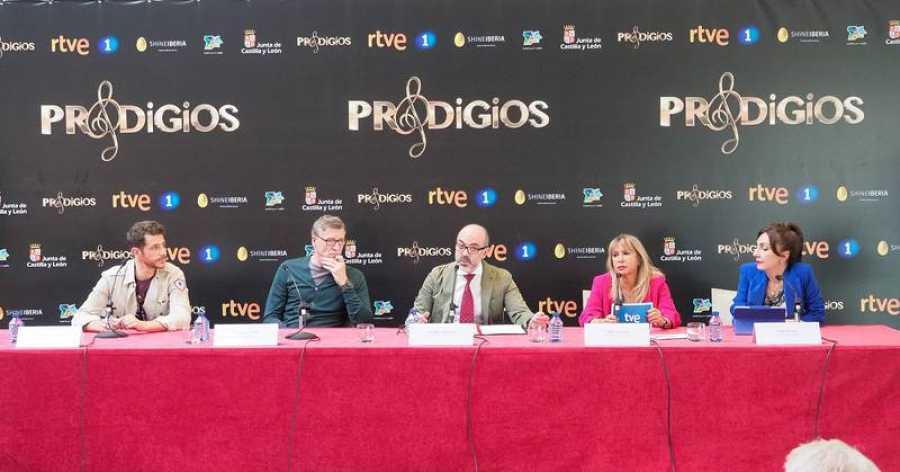 Presentación del programa en Valladolid