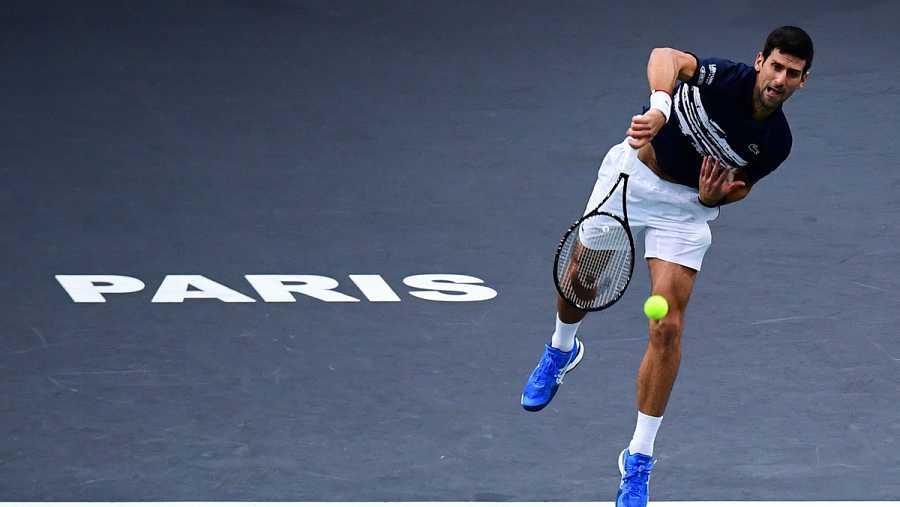 Djokovic ha vencido en París
