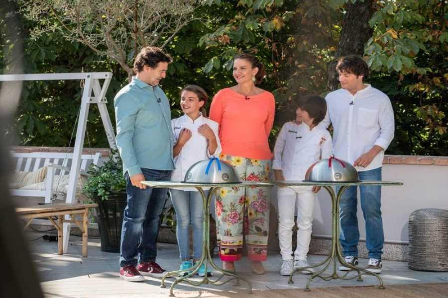 En el Retiro de Madrid prepararán tapas diseñadas por Josetxo y Esther