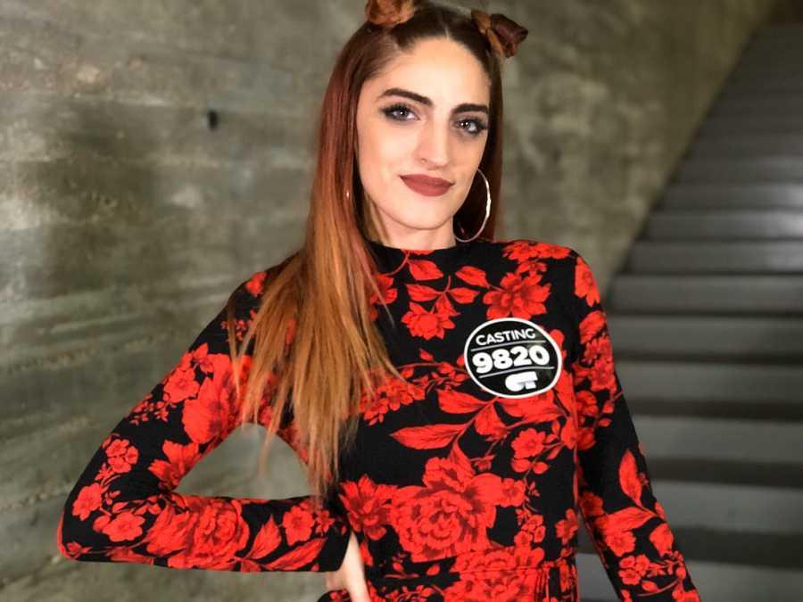 Claudia, la última seleccionada de la fase 2 del casting de OT 2020 en Madrid
