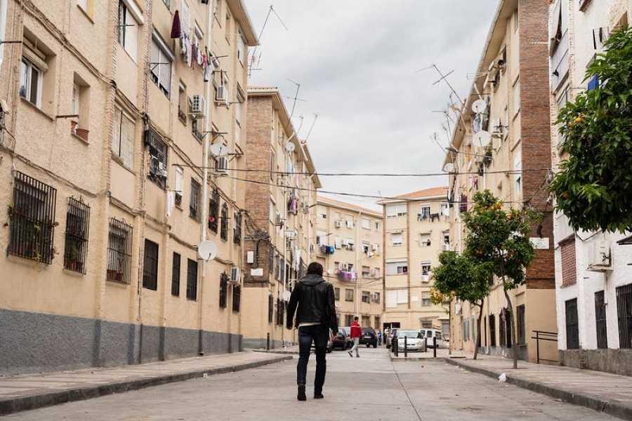 La ciudad de Málaga, protagonista en la serie
