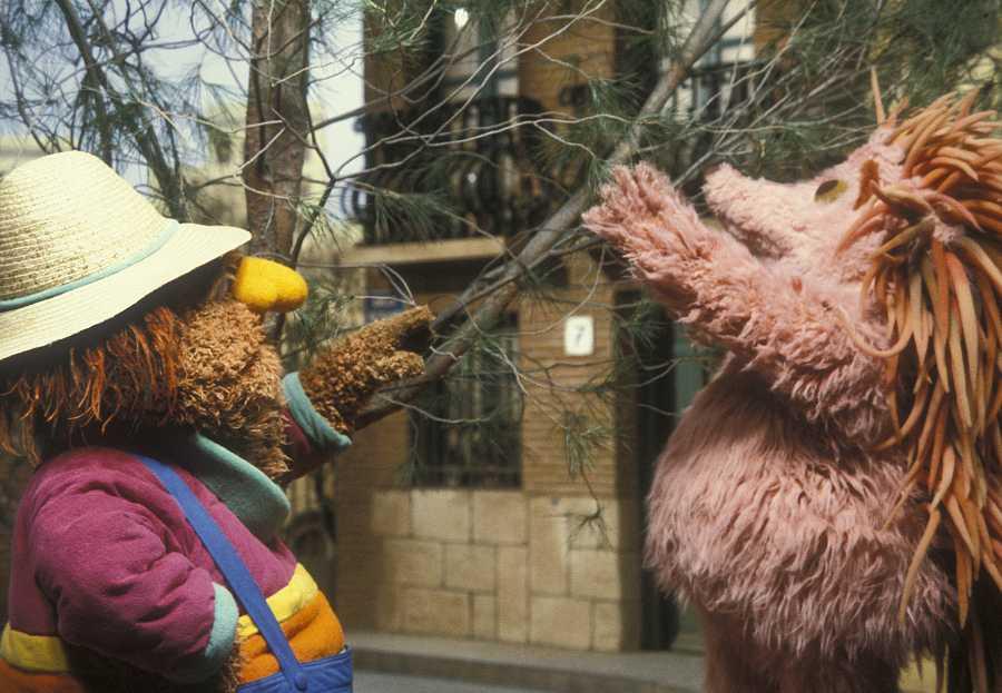 Personajes que han pasado a la historia de la televisión: Espinete y Don Pimpón
