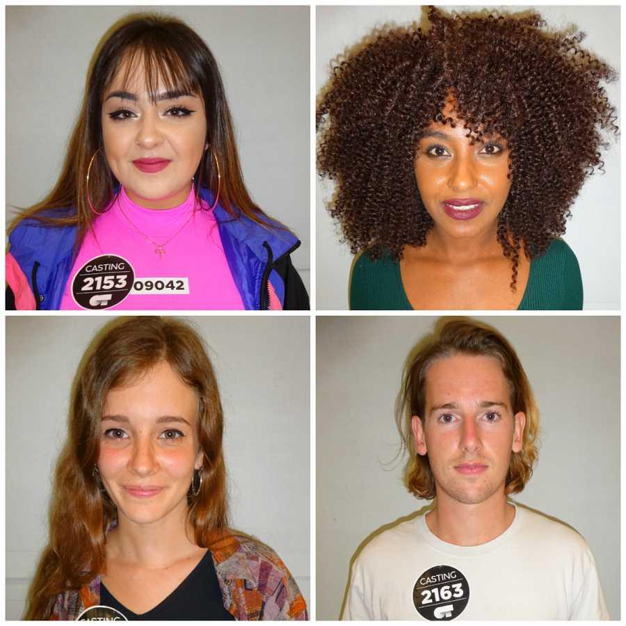 Cuarto grupo de seleccionados en Barcelona en la Fase 2 del casting OT 2020