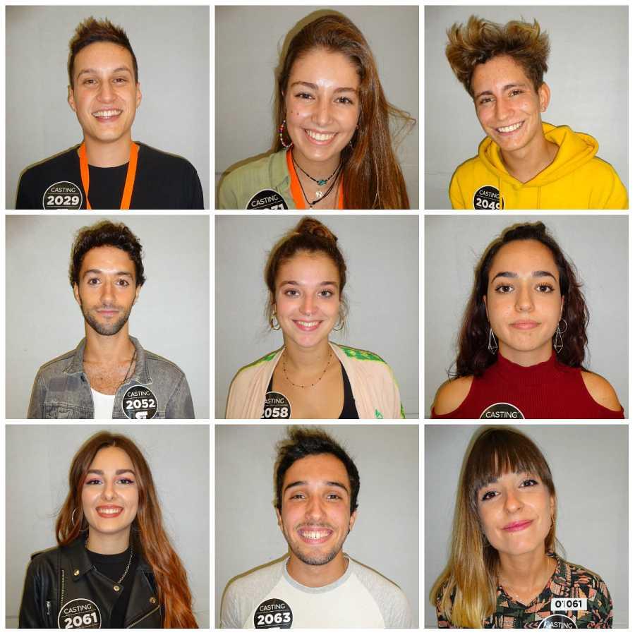 Segundo grupo de seleccionados en Barcelona en la Fase 2 del casting OT 2020
