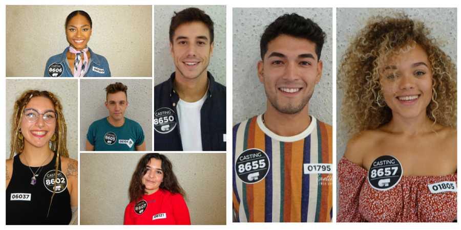 Seleccionados en Palma de Mallorca en la Fase 2 del casting OT 2020