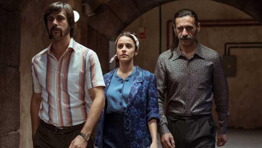 Nueva Patrulla en la tercera temporada de 'El Ministerio del Tiempo'