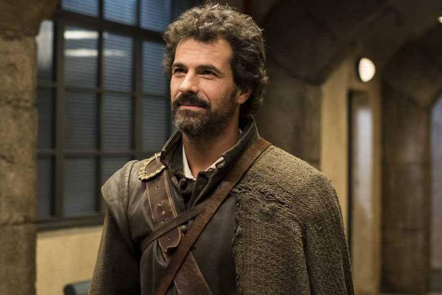 Rodolfo Sancho (Julián) en 'El Ministerio del Tiempo'
