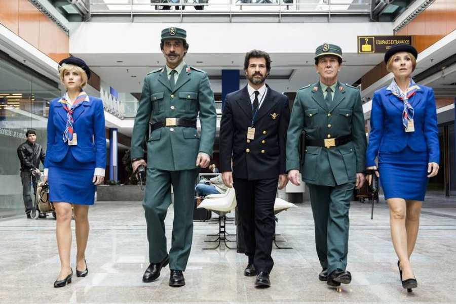 Una misión de 'El Ministerio del Tiempo' en su primera temporada