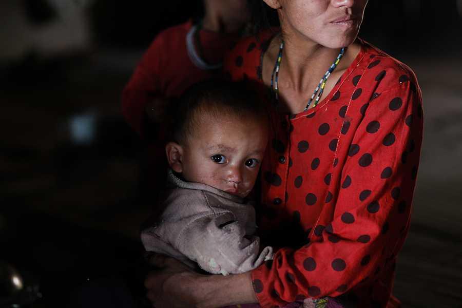 Kyakin vive en la aldea de Hay Khun con su familia y vive de la agricultura y del ganado