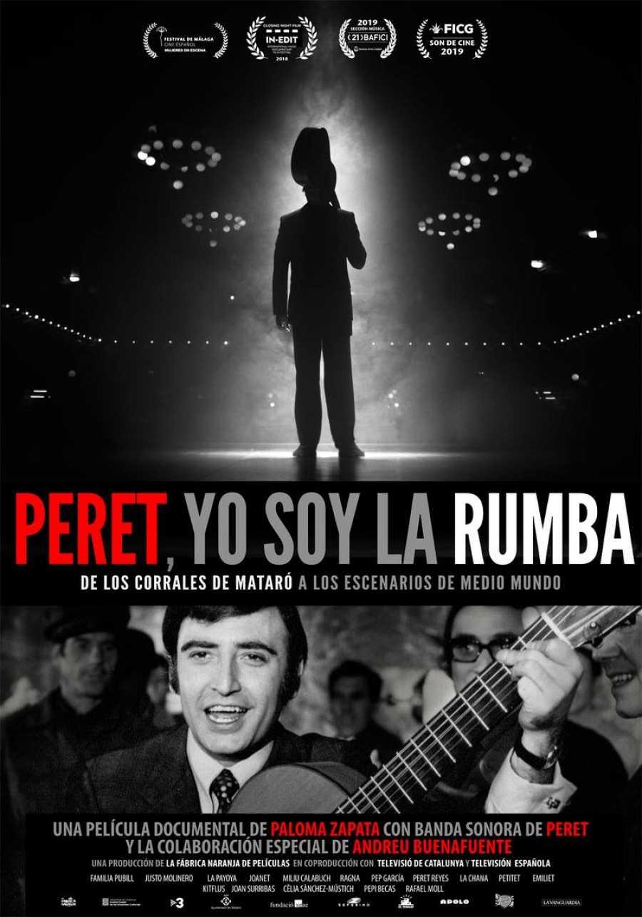 Cartel de 'Yo soy la rumba', este domingo en La 2