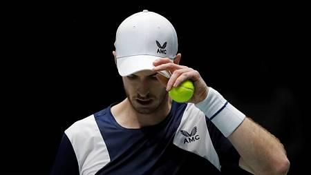 Andy Murray da la primera victoria a Gran Bretaña