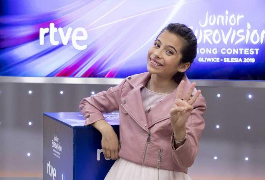 Eurovisión Junior 2019. Melani García conquista la tercera posición