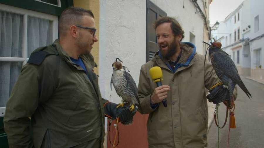 Edu Soto viaja a Menorca en su estreno en 'El paisano'