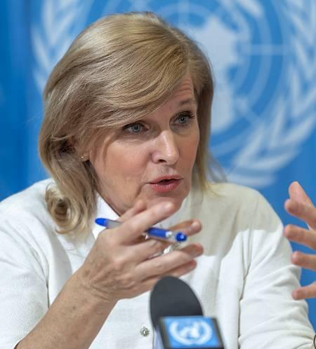 La directora de Medio Ambiente de la OMS, María Neira, en la Cumbre del Clima de Madrid.