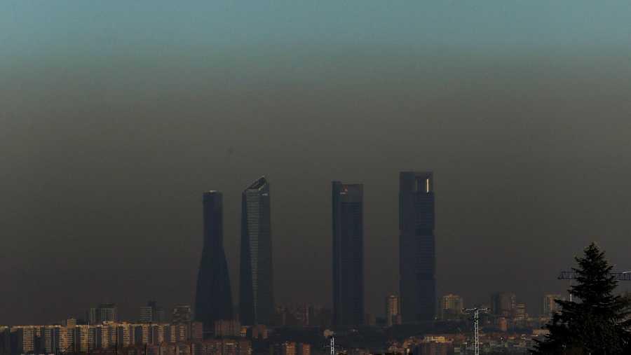 Los efectos del cambio climáticocoinciden en gran medida con los de la contaminación del aire.