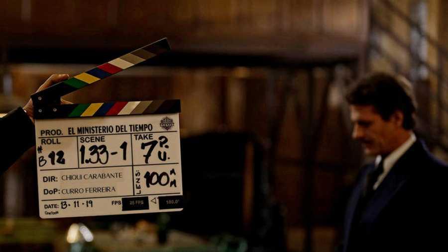 El Ministerio del Tiempo - Rodolfo Sancho interpreta a Julián en el regreso de 'El Ministerio del Tiempo'