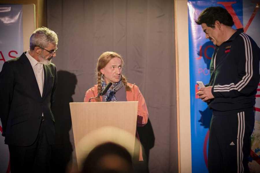 Especial Nochevieja 2019 de José Mota. Greta Thunberg y Nicolás Maduro