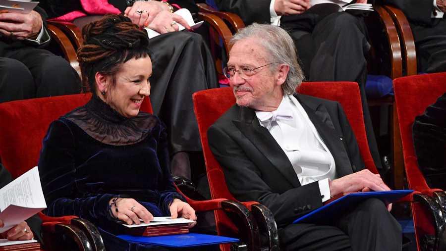 2019 Nobel Prizes in Stockholm