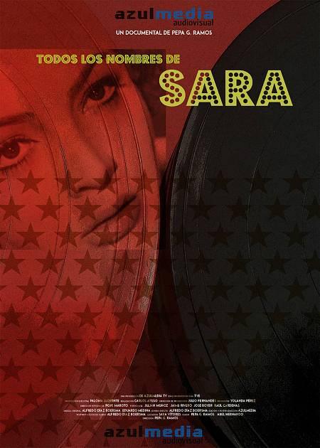 Cartel de 'Todos los nombrs de Sara'